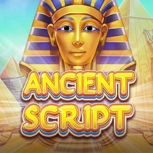 Ancient Script Spielautomat