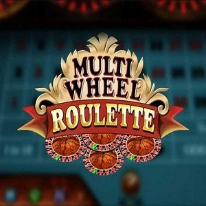 Multi Wheel Roulette Gold Spiel